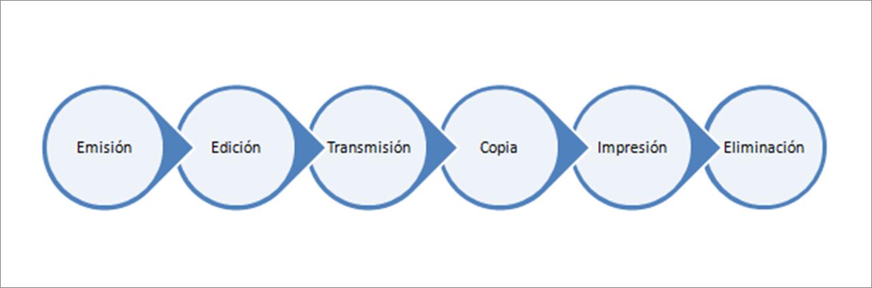 Ciclo de vida documentos